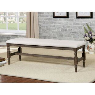 Donna Upholstered Bench by One Allium Way