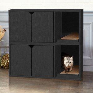 zBoard Storage Litter Box Enclosure (Set of 2)