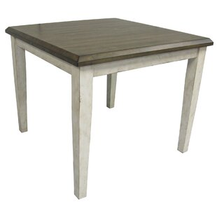 Culbertson Square Tapered Leg Dining Table Ophelia & Co.