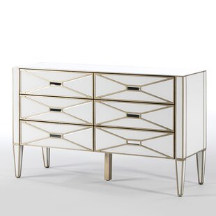 Kaley 6 Drawer Chest By Canora Grey