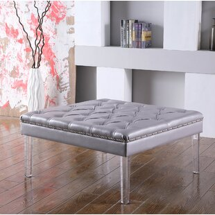 Affordable Price Fairhills Diamond Tufted Coffee Table by House of Hampton