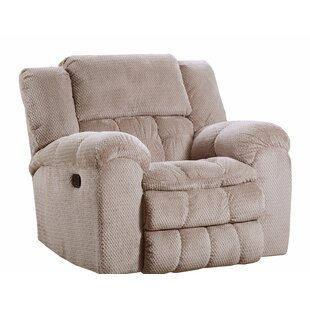 Admirable Henning Fabric Rocker Recliner By Simmons Upholstery Andrewgaddart Wooden Chair Designs For Living Room Andrewgaddartcom