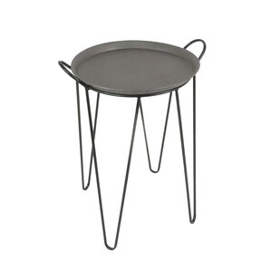 Metal End Table by Sagebrook H..