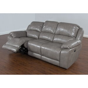 Floraville Dual Reclining Sofa by Red Barrel..