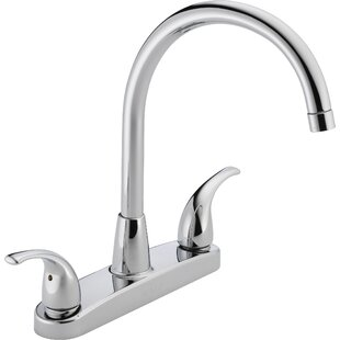 Peerless Faucets Double Handle Kitchen Fa..