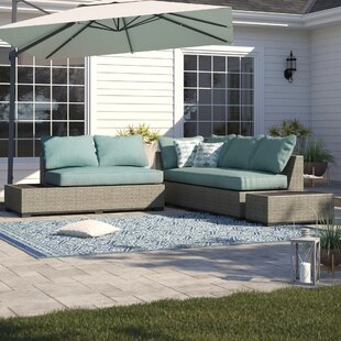 Maxima Patio Sectional with Cushions