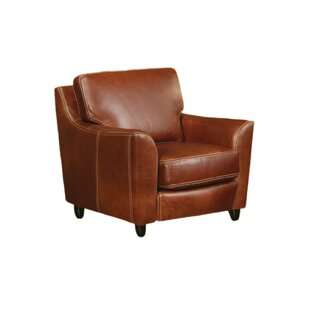 Great Texas Armchair by Omnia Leather 2019 Sale