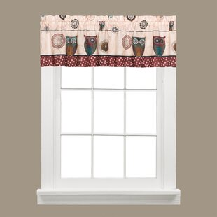 Well-known Bay Window Curtains Valances | Wayfair TL31