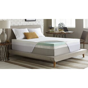 Shopping 3 Gel Memory Foam Mattress Topper By Simmons Curv