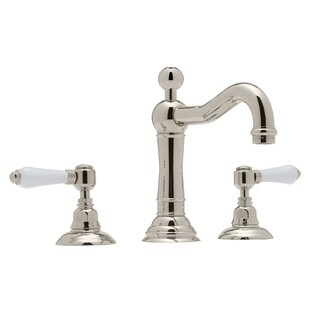 Rohl Country Bath Widespread Bathroom Faucet with Drain Assembly