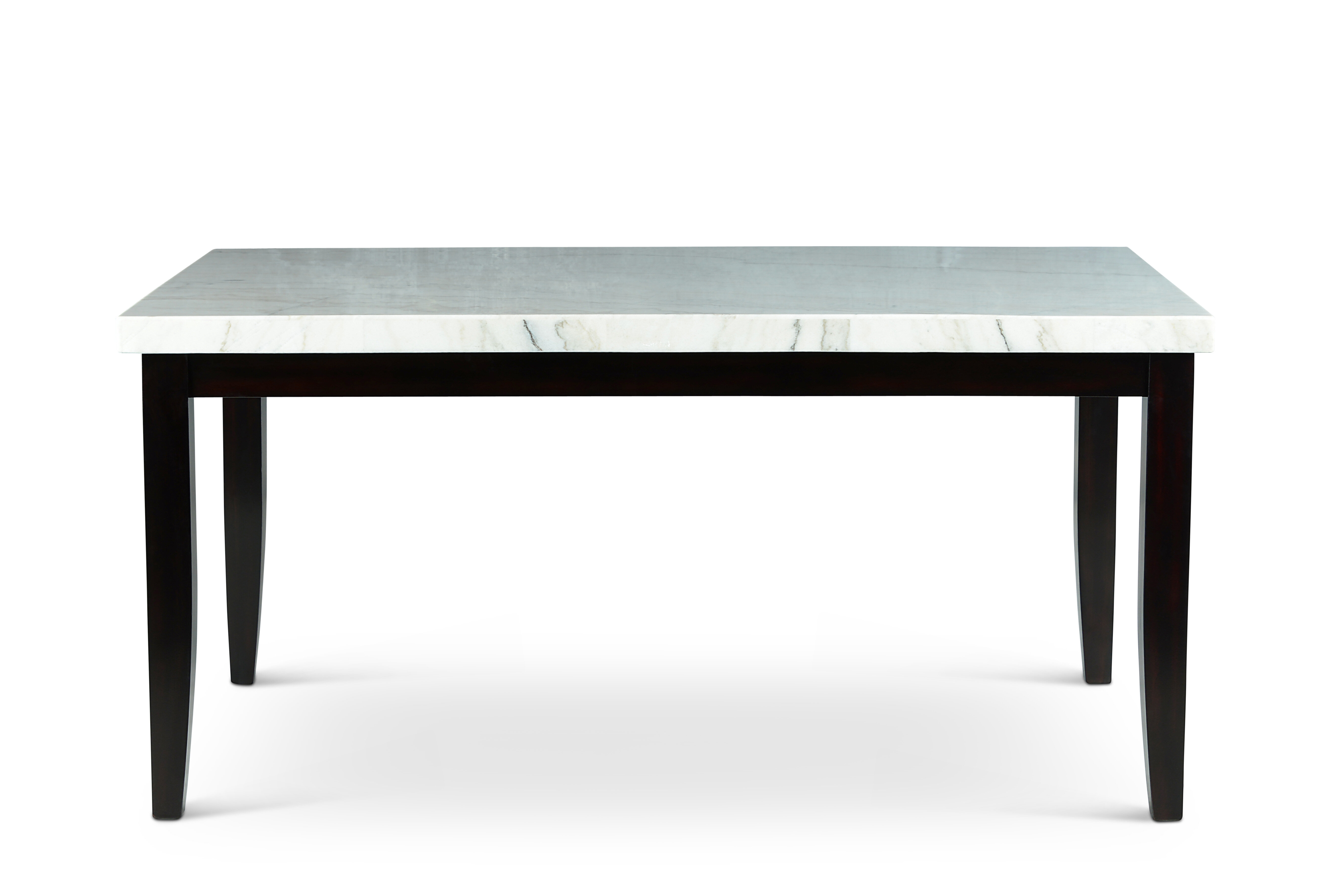 Charmant Joaquin Marble Top Dining Table