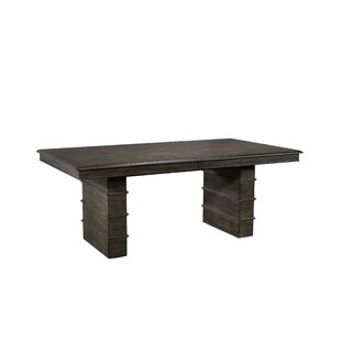 Seaver Extendable Dining Table Gracie Oaks