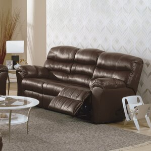 Durant Leather Sofa by Palliser Furniture