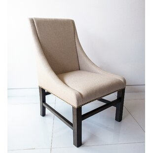 Dezirae Upholstered Dining Chair World Menagerie