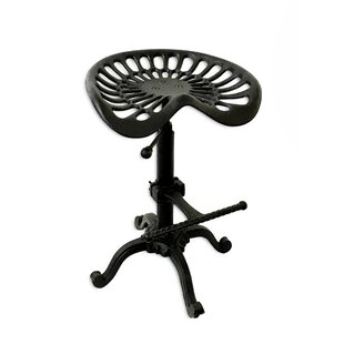 Check Prices Sula Metal Adjustable Height Swivel Bar Stool Great buy