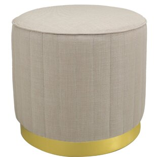 Yves Footstool By Canora Grey