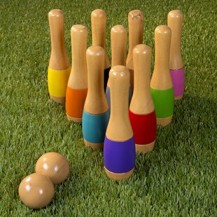 Hey! Play! 13 Piece Wooden..