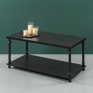 Gracie Oaks Londono 2 Tier Coffee Table