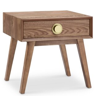 Best Deals Sloan End Table by Corrigan Studio