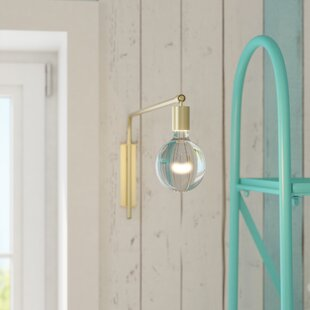 Mistana Forrest Swing Arm Lamp