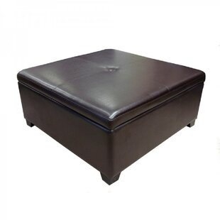 Ruckman Storage Ottoman by Red..