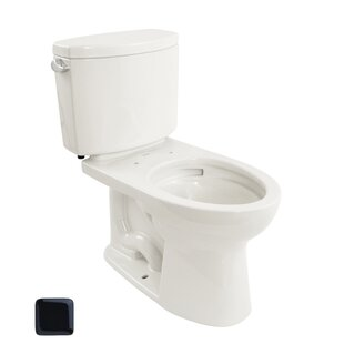 Toto Drake II 1.28 GPF Elongated 2 Piece Toilet