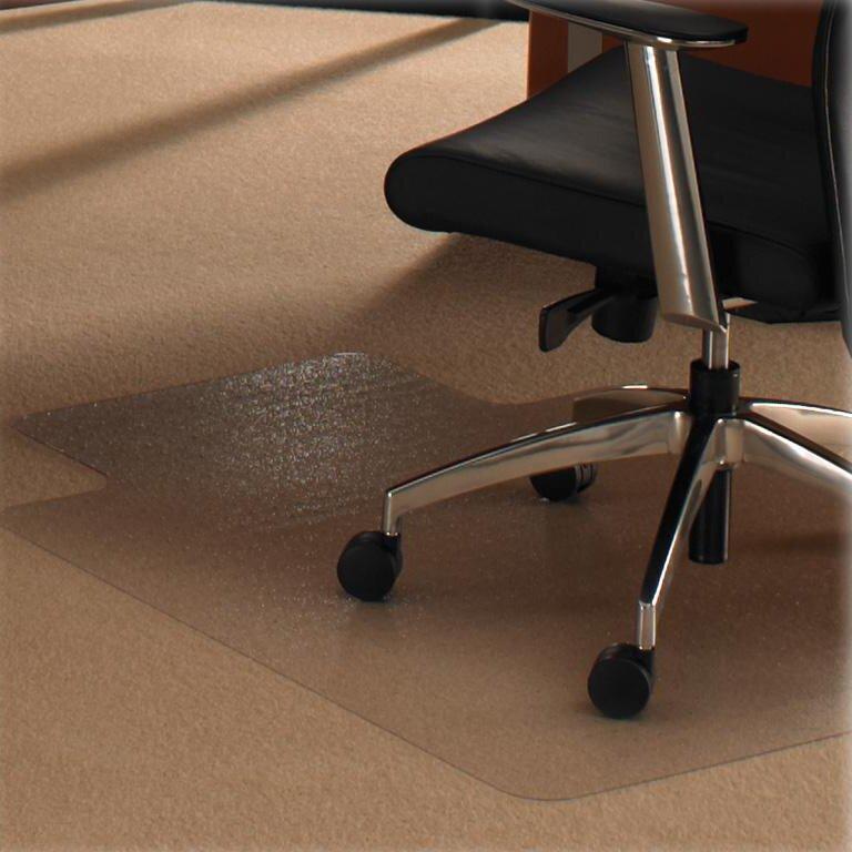 floortex cleartex ultimat deep pile carpet chair mat reviews wayfair