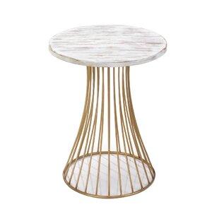 Circle End Table by Nikki Chu