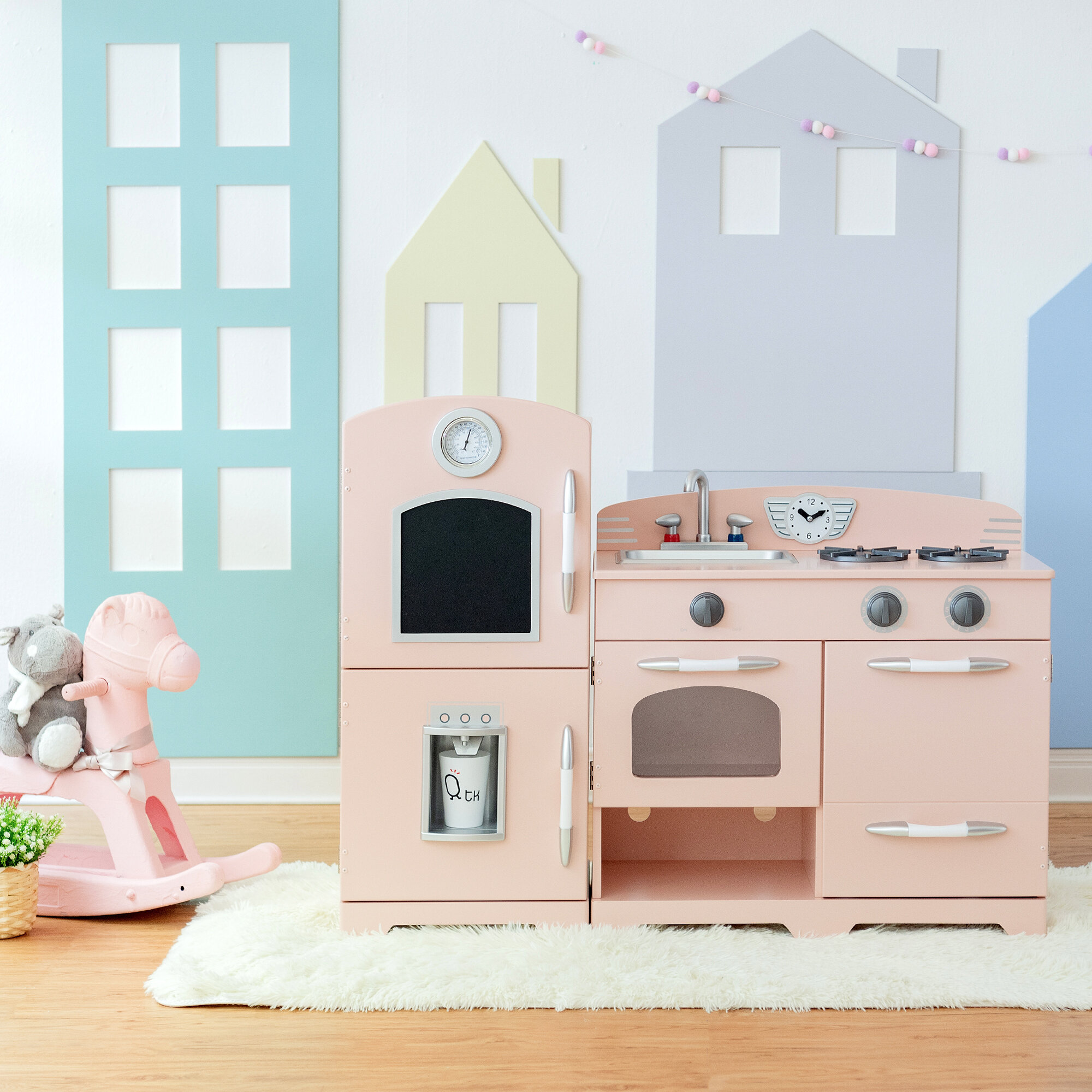 Play Kitchen Sets Accessories You Ll Love In 2021 Wayfair
