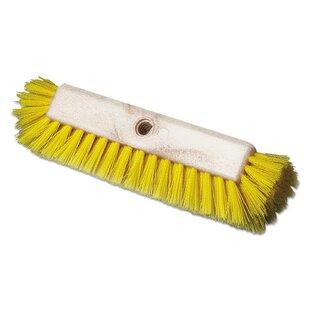 10 Polypropylene Dual-Surface Scrub Brush