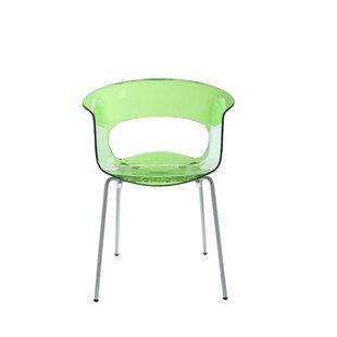Brayden Studio Derrickson Antishock Arm Chair (Set of 4)