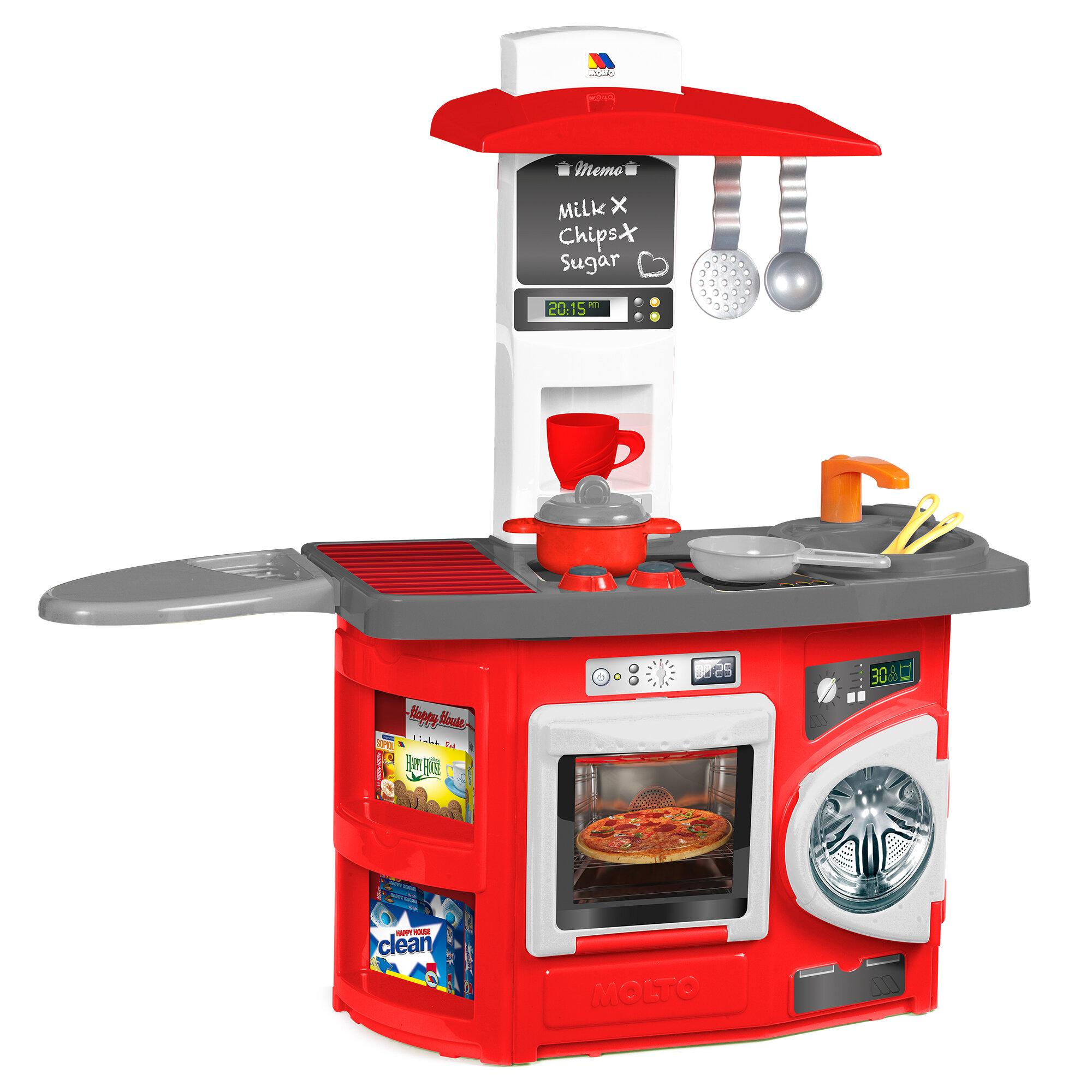 Molto Mini Kitchen Set Reviews Wayfair