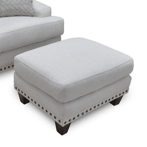 Guerro Stationary Push Up Ottoman by Darby Home Co