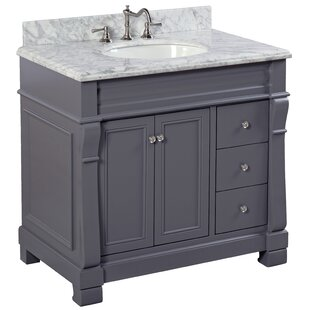 Westminster 36 Single Bathroom Vanity Set by Kitchen Bath Collection