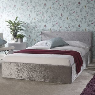 Haywards Heath Side Lift Upholstered Ottoman Bed By Fairmont Park