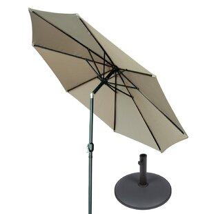 10' Market Umbrella by Trademark Innovations