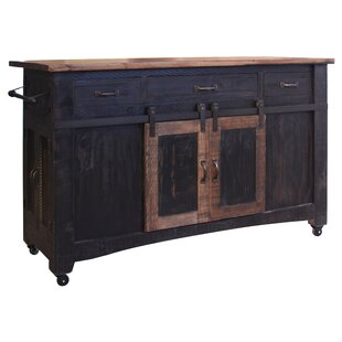 Bergeronnes Kitchen Island
