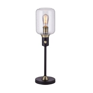 Ulysses Transparent 26 Table Lamp