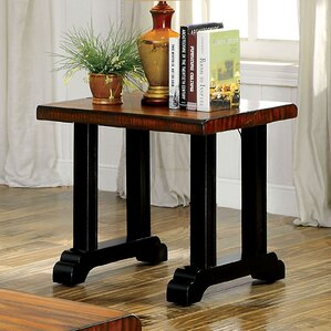 Torrance End Table by Hokku Designs