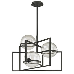 Earnest 3-Light Chandelier by ..