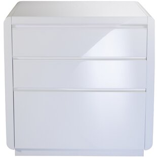 Prana 3 Drawer Cabinet Accent ..