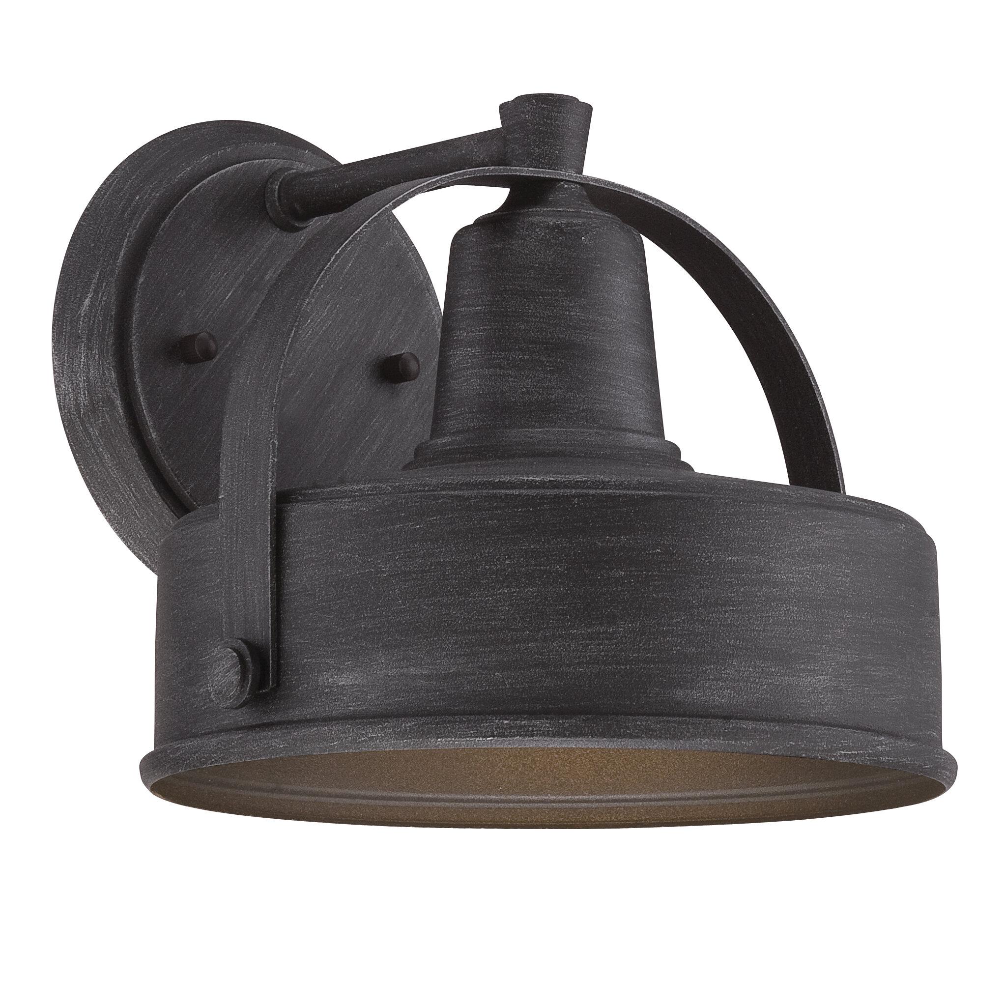 Marcil Outdoor Barn Light Reviews Allmodern