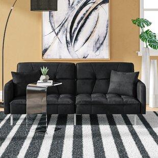 Sensational Read Review Huldah Sleeper By Ebern Designs Unemploymentrelief Wooden Chair Designs For Living Room Unemploymentrelieforg