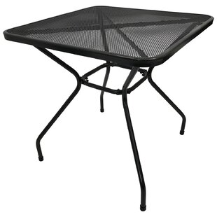 Betterton Steel Bistro Table By Sol 72 Outdoor