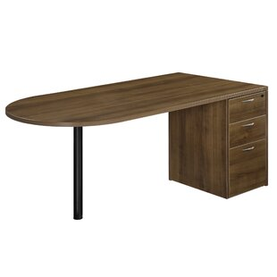 Fairplex Peninsula U-Shape Desk by Flexsteel Contract Amazing