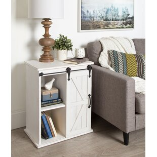 Banbury End Table with Storage by Gracie Oaks