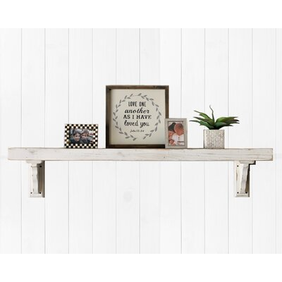 Decorative Fireplace Mantel Shelf DougandCristyDesigns