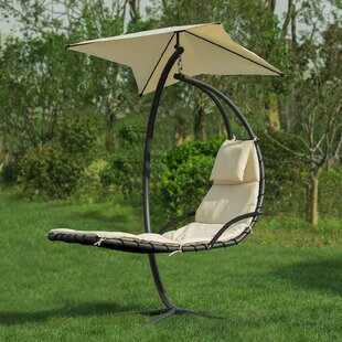 Flandersen Hanging Sun Lounger With Stand By Sol 72 Outdoor