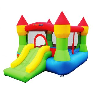 Bounceland Castle Hoop Bounce ..