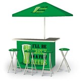Zeidler St Patricks Day Irish Beers 6-Piece Bar Set